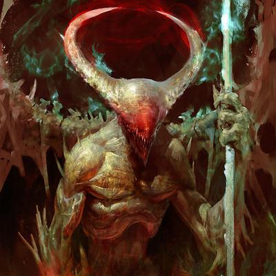 Antonio j manzanedo demon avatar