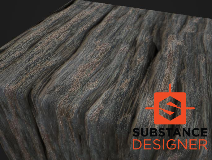 Tree Bark | Substance Designer Practice