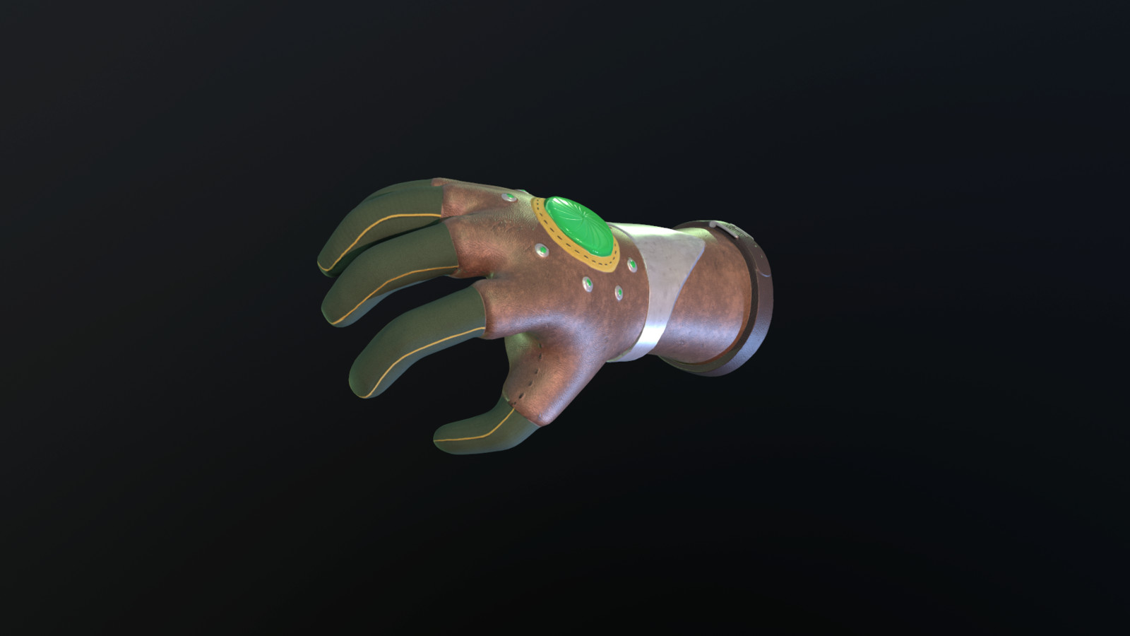 Witching Glove