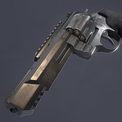 Mathis widrat revolver thumb