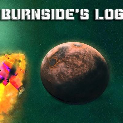 Quade maccauley burnside s log logo