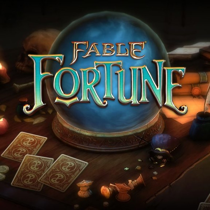 Fable Fortune - Frontend Menu