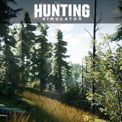 Hunting Simulator - Coastal Rainforest