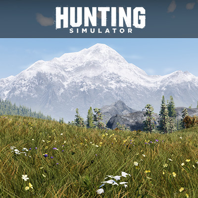Flore vanackere thumb huntingsimulator alpine