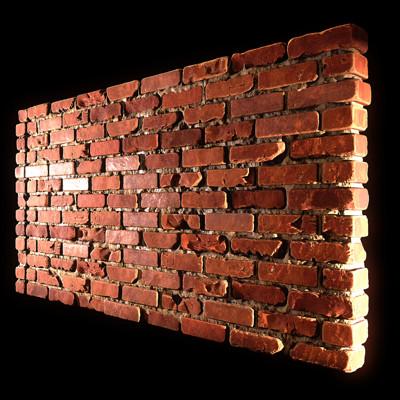 Bela csampai brick wall 01 render mt 02