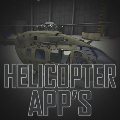 Military Helicopter Application