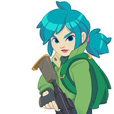 Joao henrique pacheco gun girl avatar