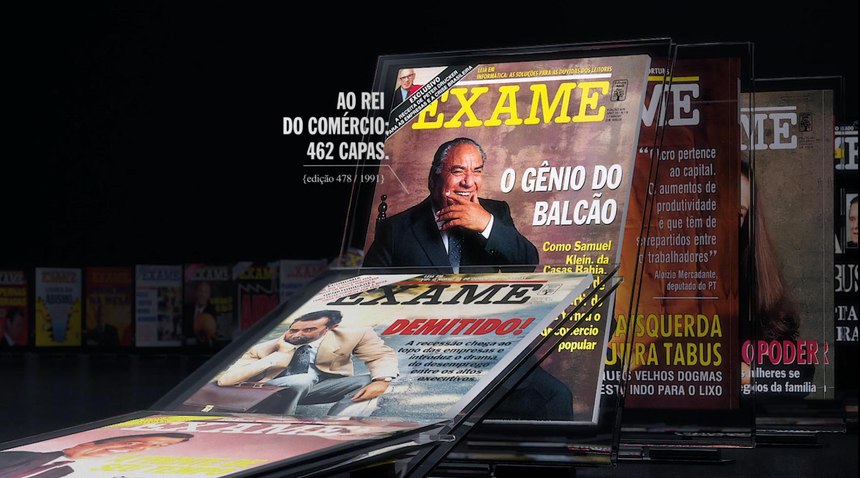 EXAME Magazine (Advertising)