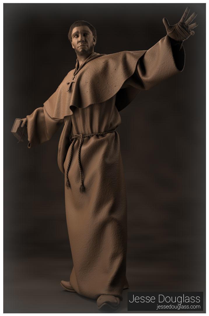Menimus - Friar Almaric