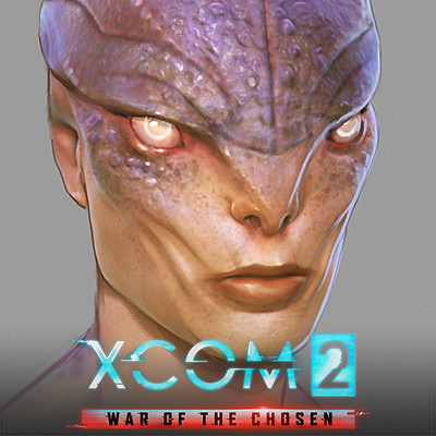 Skirmisher Head Studies - XCOM 2: War Of The Chosen