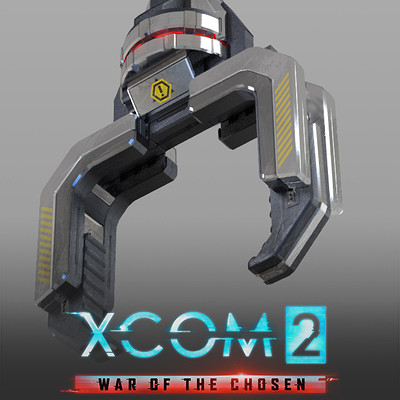 ADVENT Claw - XCOM 2: War Of The Chosen