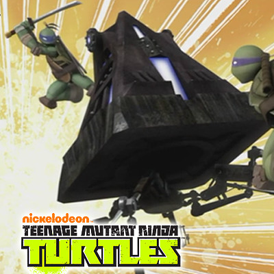 Teenage Mutant Ninja Turtles - Robots