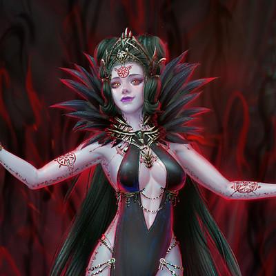 R o iaki fantasyillustration concept 001 14