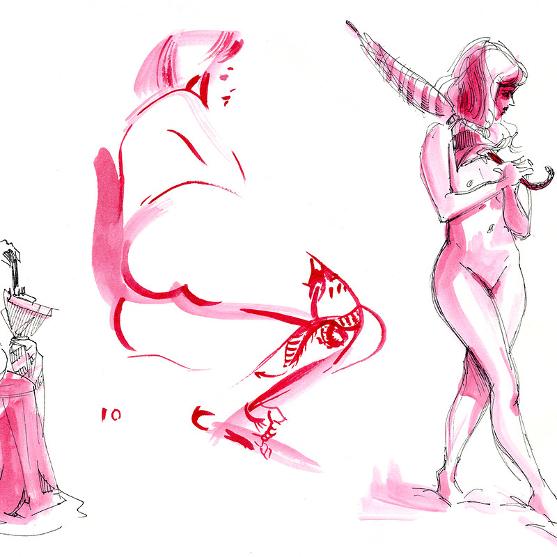 Gesture and Figure Drawing