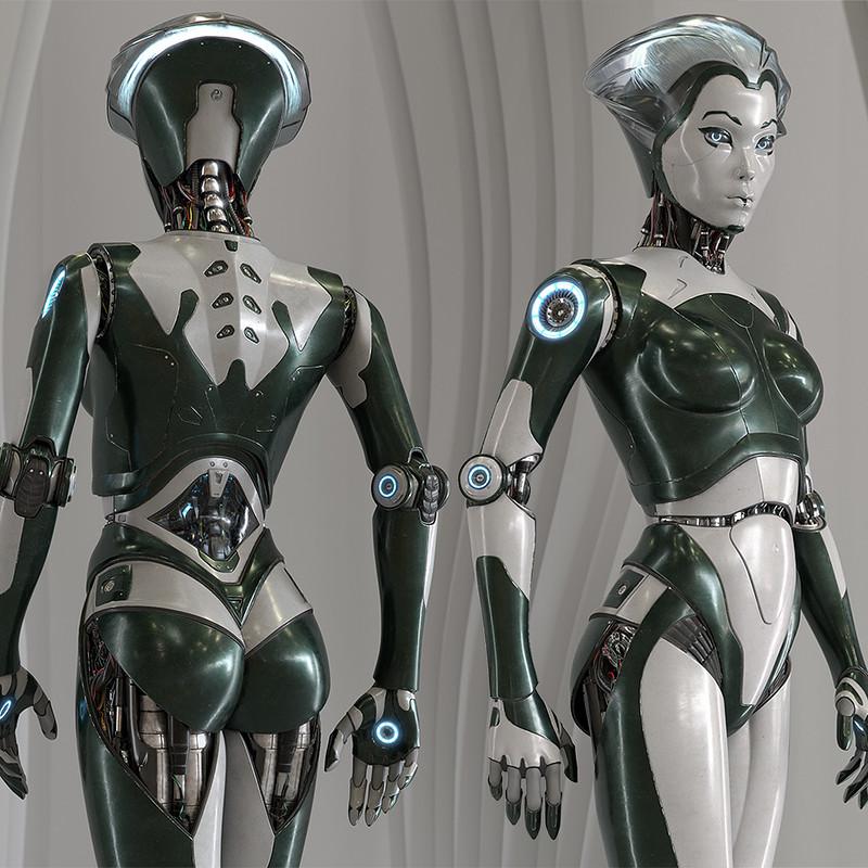 RobotSkin