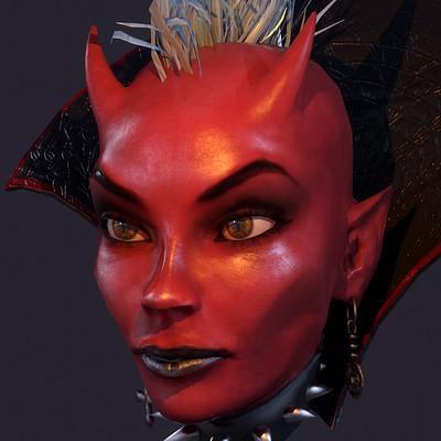 Dirk wachsmuth devil girl 01