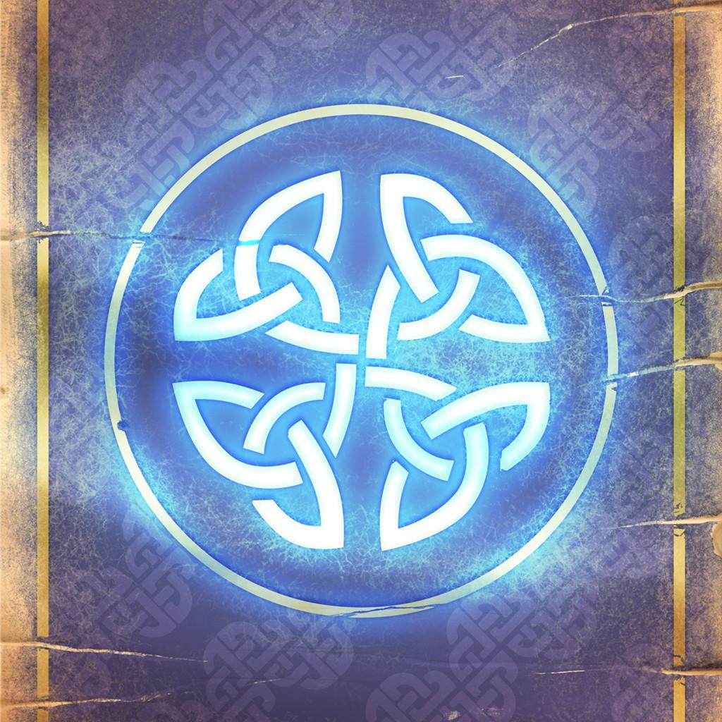 Harald - Back card