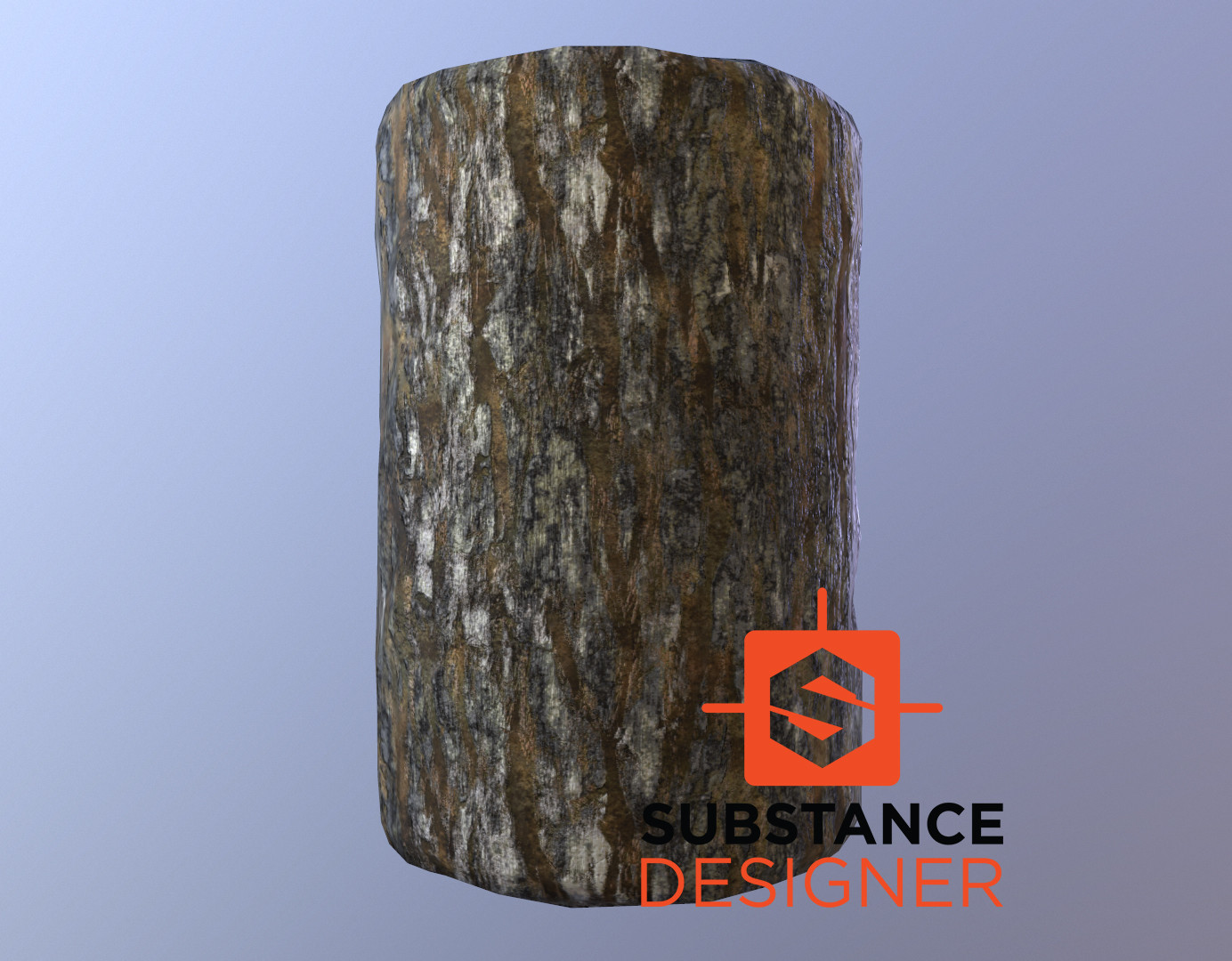 Tree Bark | Substance Designer Practice Pt. 3