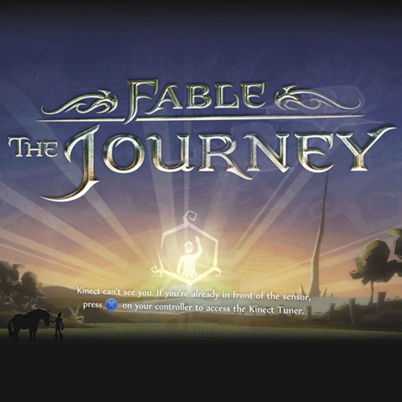 Fable The Journey - Menus