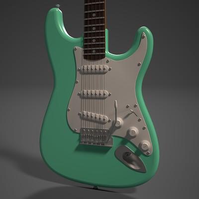 Andrew moore guitar 4