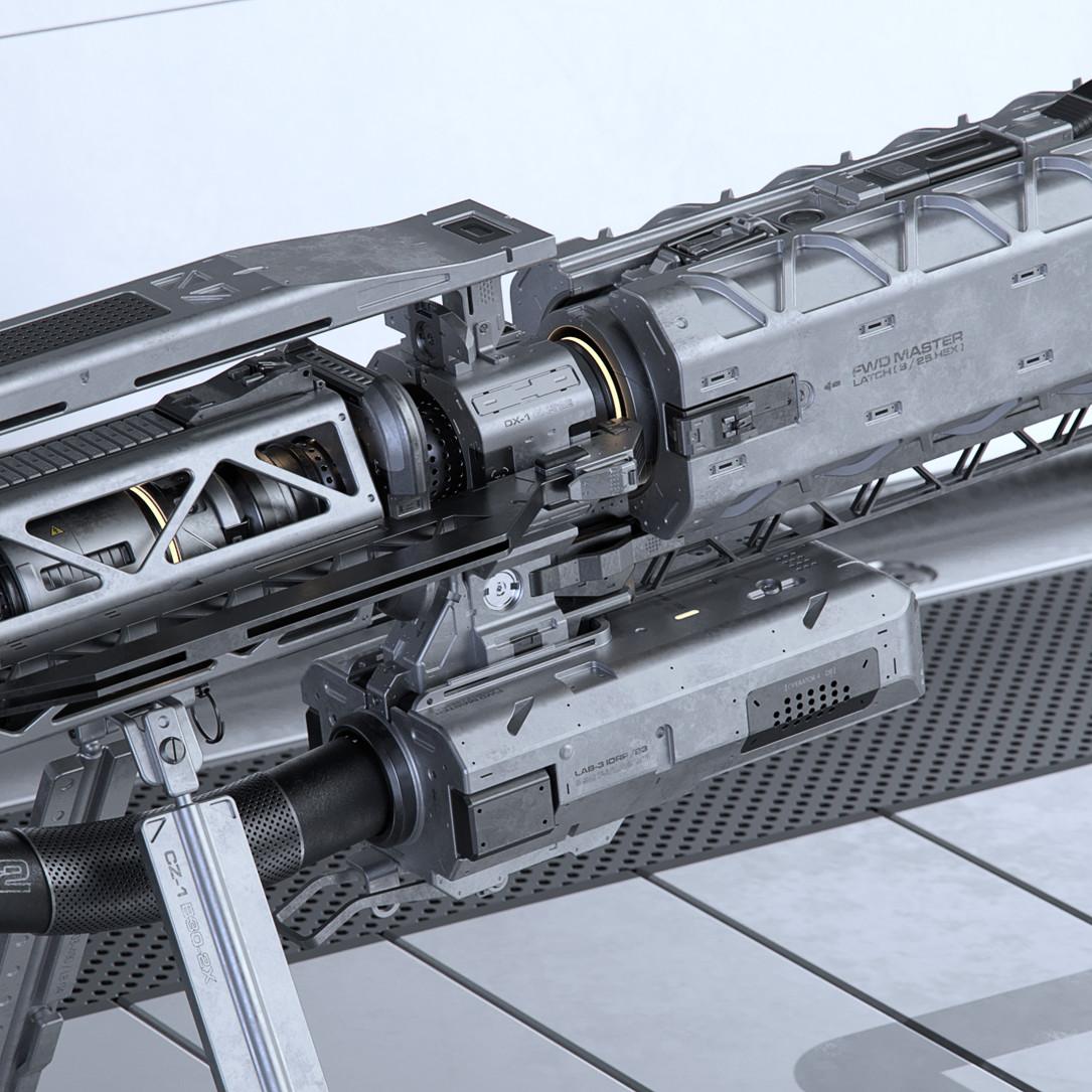 EMP Sniper Rifle