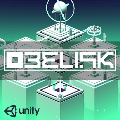 Obelisk - Puzzle game, entry for the 38th Ludum Dare