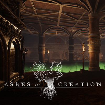 Ashes of Creation - Desert Dungeon