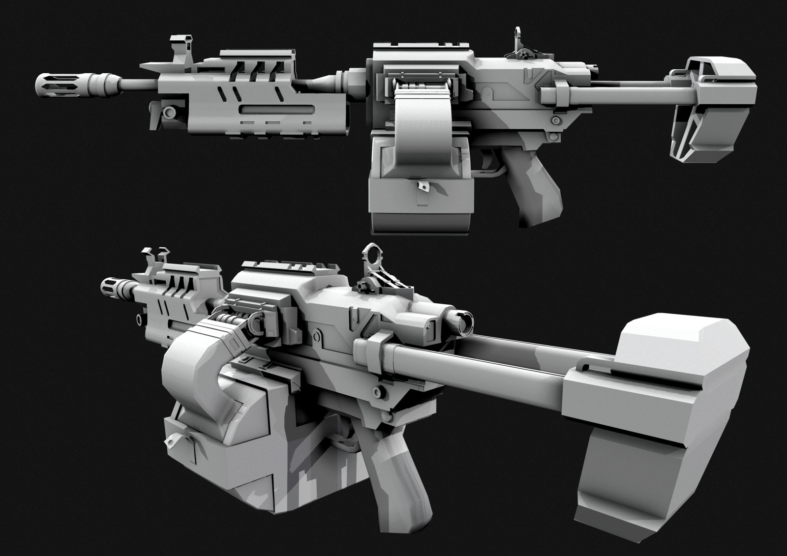 Gun Models