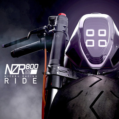 NSR800   concept bike