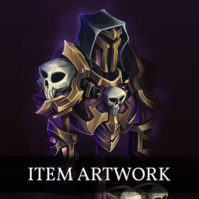Item Artwork - Cosmic PvP