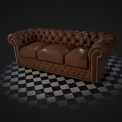 Game Prop:Sofa