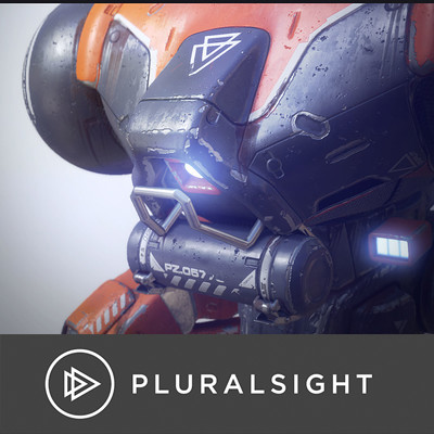 ArtStation - Pluralsight - Substance Painter Fundamentals