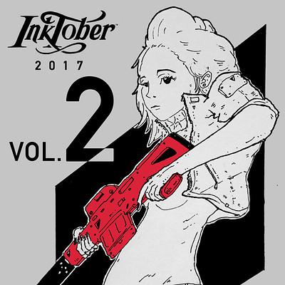 INKTOBER 17 | VOL.2