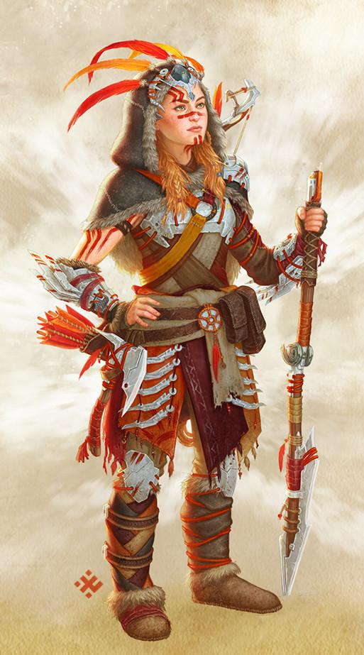 Phoenix Tribe - Aloy