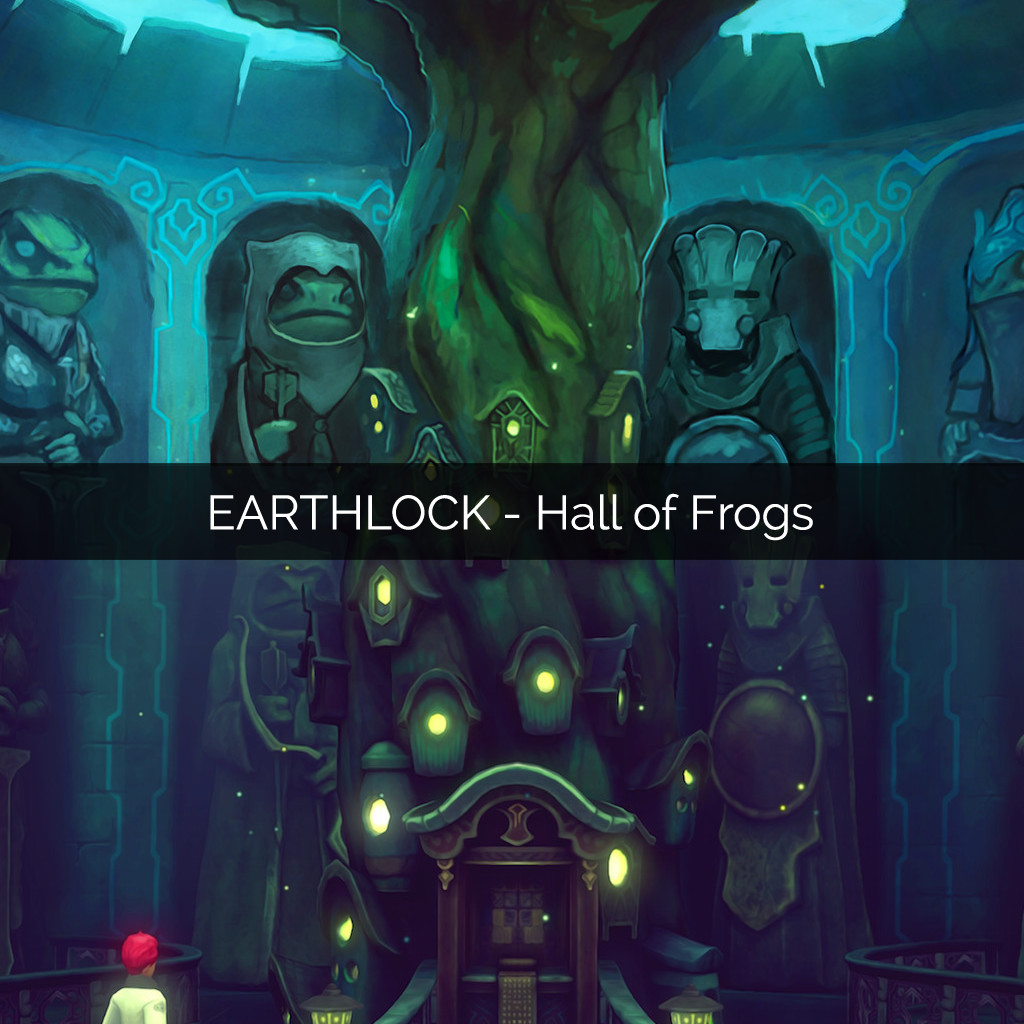 Hall of Frogs