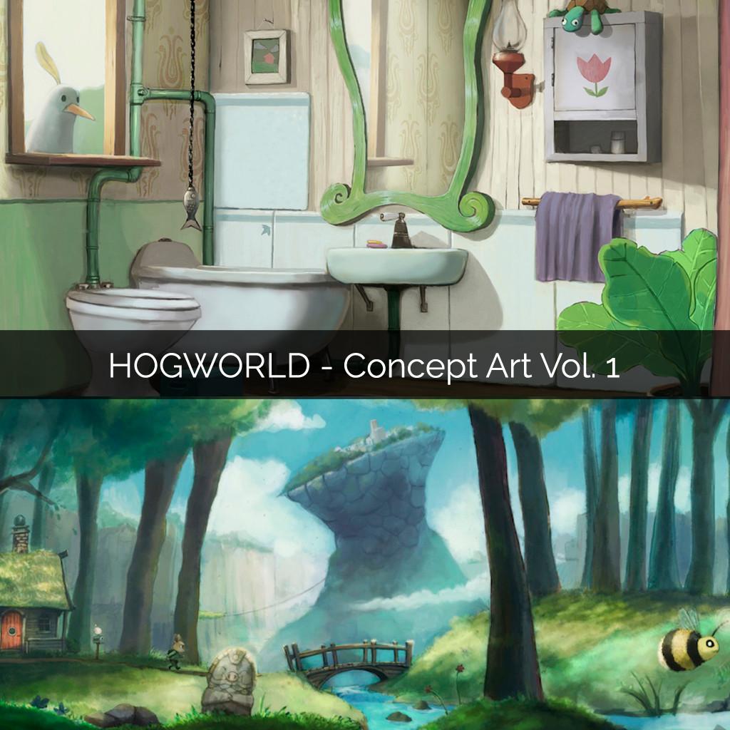 Concept Art Vol. 1