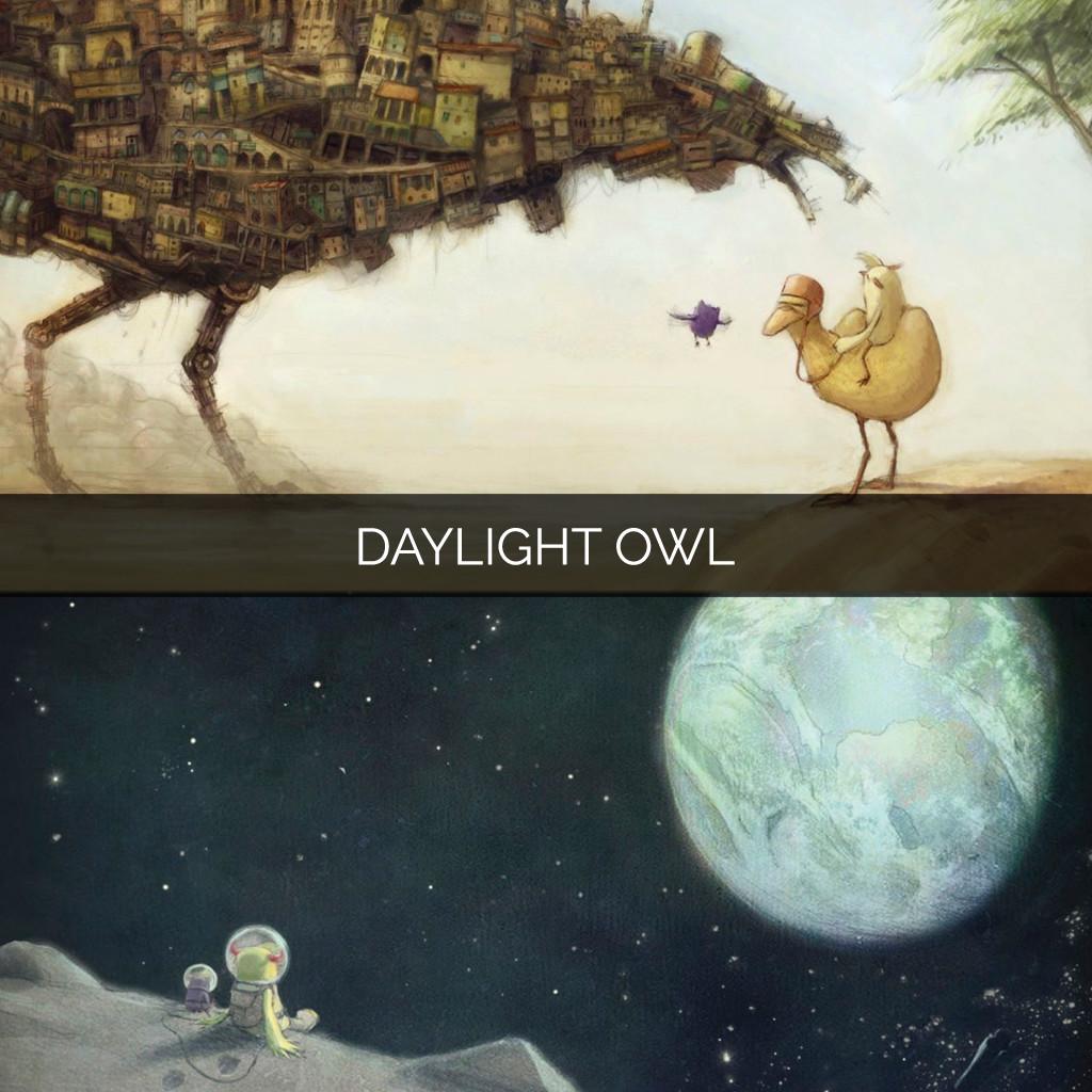 Daylight Owl