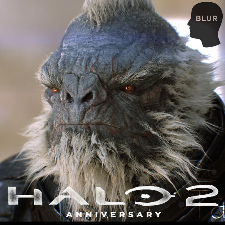 ArtStation - Halo 2 Anniversary / Brutes and Tartarus, David