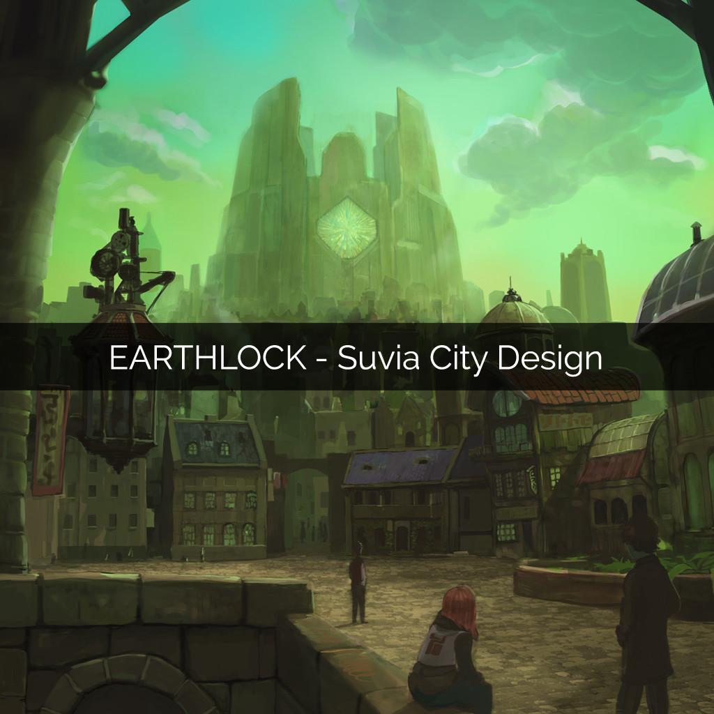 Suvia Environment Design