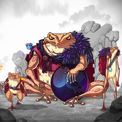 Alexandre cornudet monstres 2