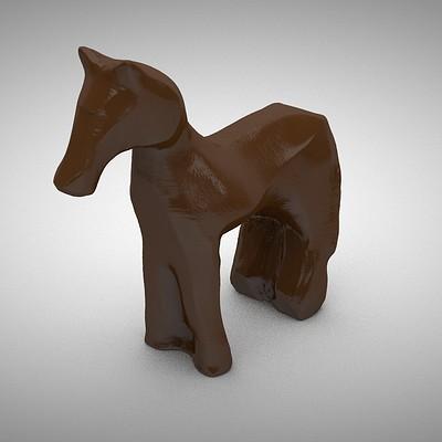 Felipe blanco horse 1