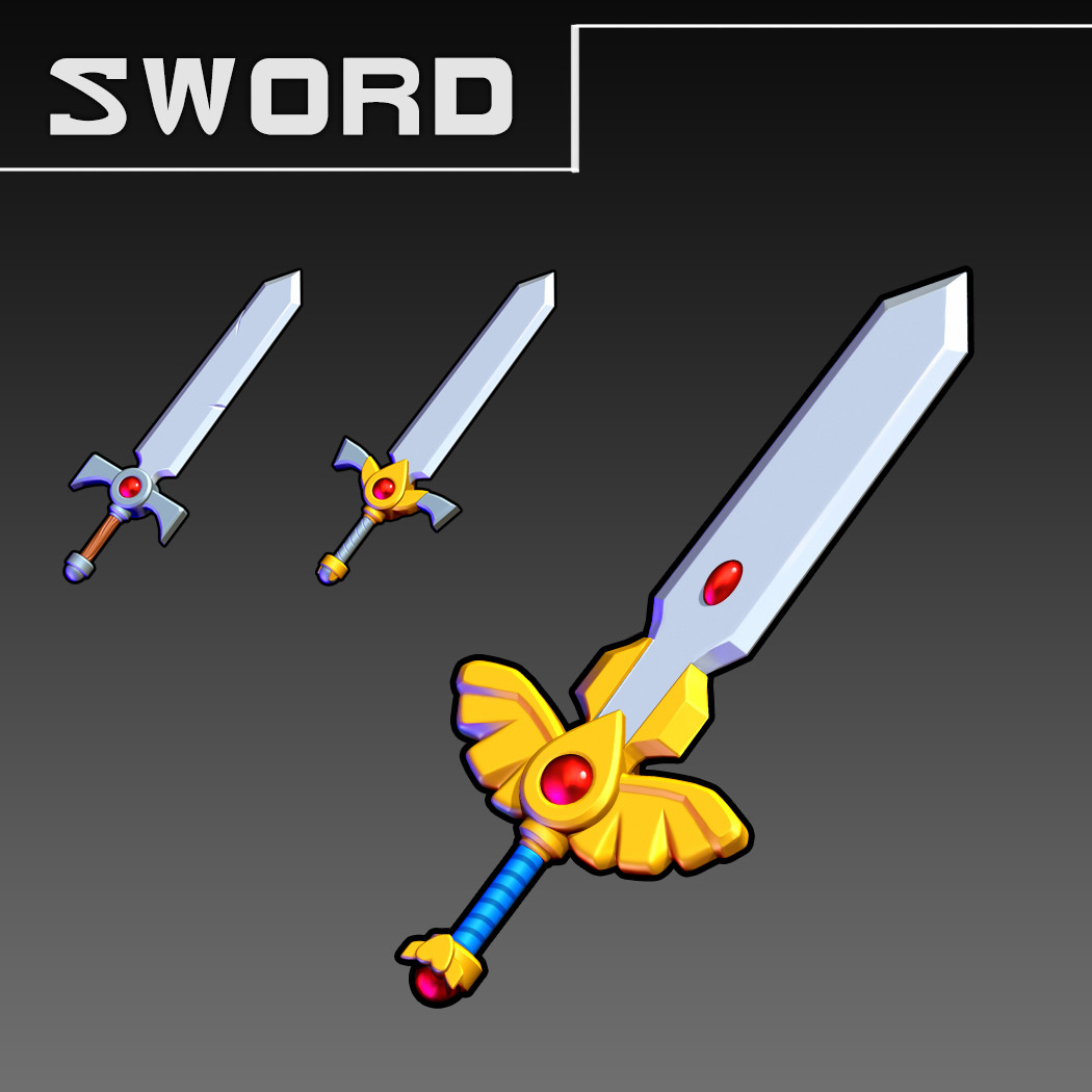 Mobile Game Assets - 2