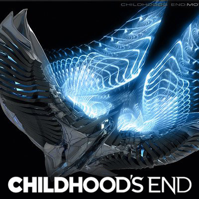 Childhoods End: Overlord spaceships