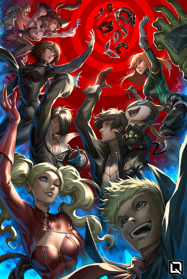 The Phantom Thieves