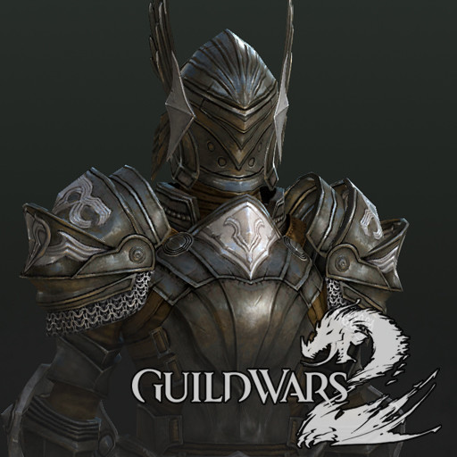 ArtStation - Guild Wars 2 : Phalanx Heavy Armor set, Mia Kim