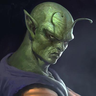 Antonio j manzanedo piccolo fanart avatar
