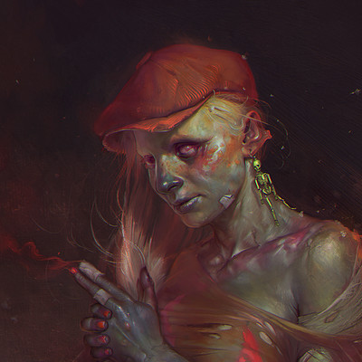 Sabbas apterus red hat d01