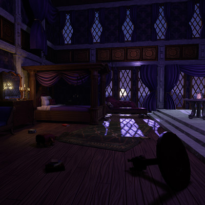 Molly warner 0 beasts room4