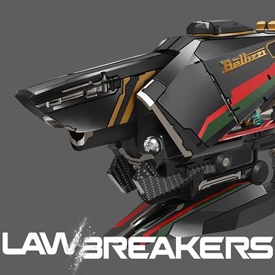 Elijah mcneal lawbreakers