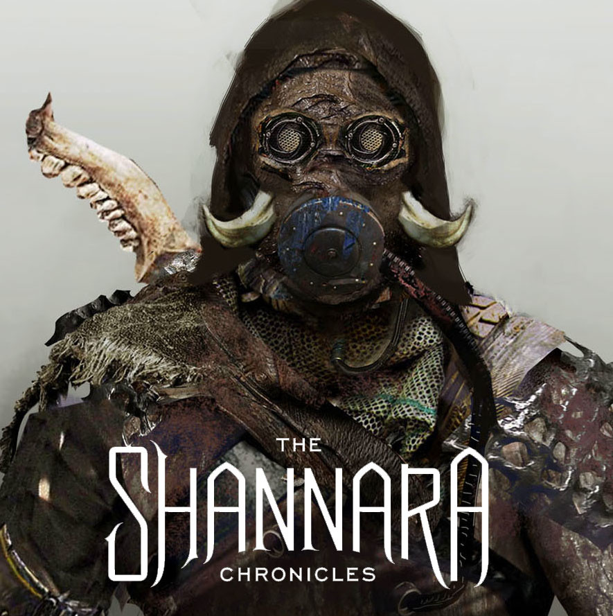 SHANNARA CHRONICLES S01 :  TROLLS